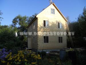 Строительство деревянных домов Санкт-Петербург